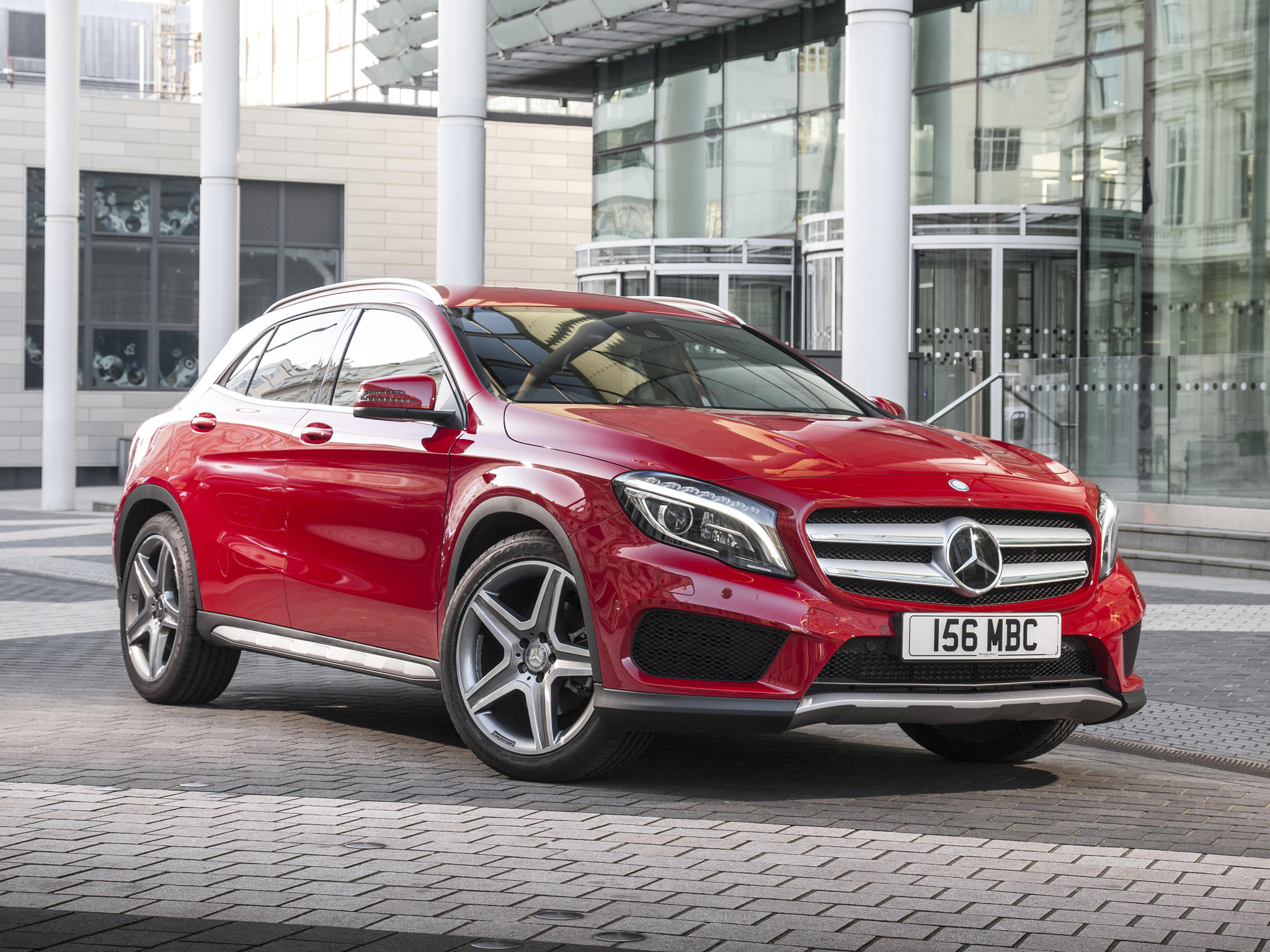 2015 mercedes benz gla priced in the us deliveries start for Mercedes benz 2015 gla