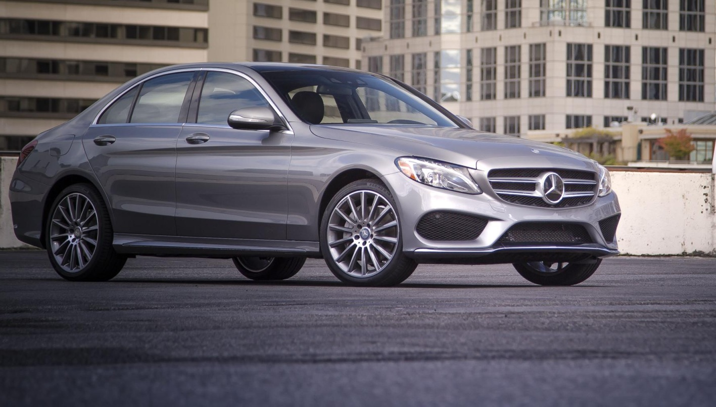 2015 mercedes c class sedan us pricing announced for Mercedes benz 2015 c class price