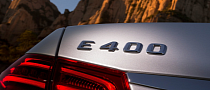 2015 Mercedes E400 Twin-Turbo V6 to Replace E550 (US Sedan Only)