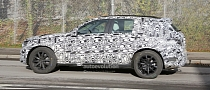 2015 Mercedes GLK-Class Spyshots Reveal New SUV Undergoing Road Testing