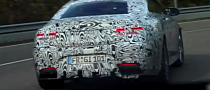 2015 Mercedes S63 AMG Coupe Spied Near Nurburgring [Video]