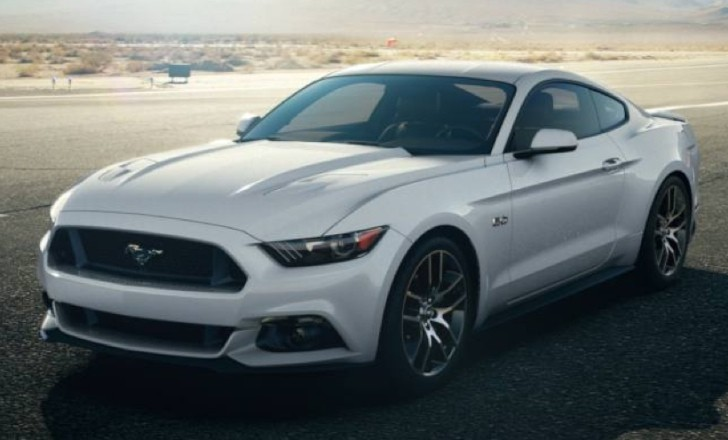 2015 Mustang: 50th Anniversary Edition Could Be Launched in Wimbledon