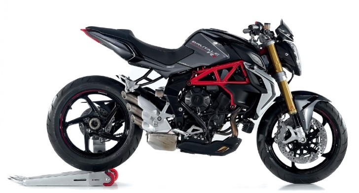 2015 MV Agusta Brutale 800RR Looks Smashing in Debut Pictures [Photo Gallery]