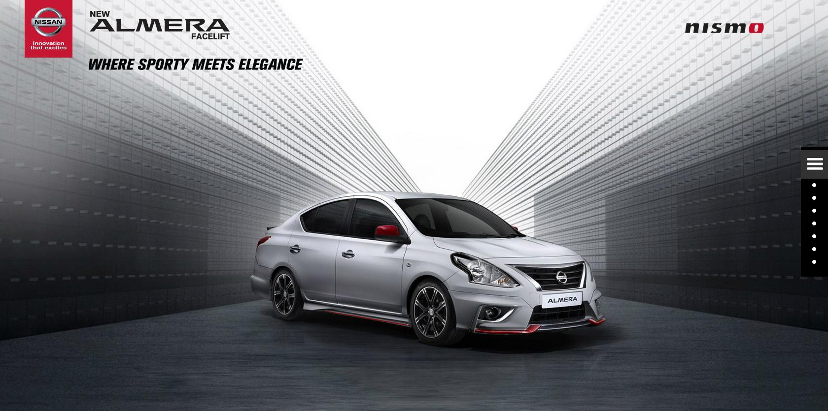 2015 Nissan Almera Nismo Performance Packs 101 Hp In