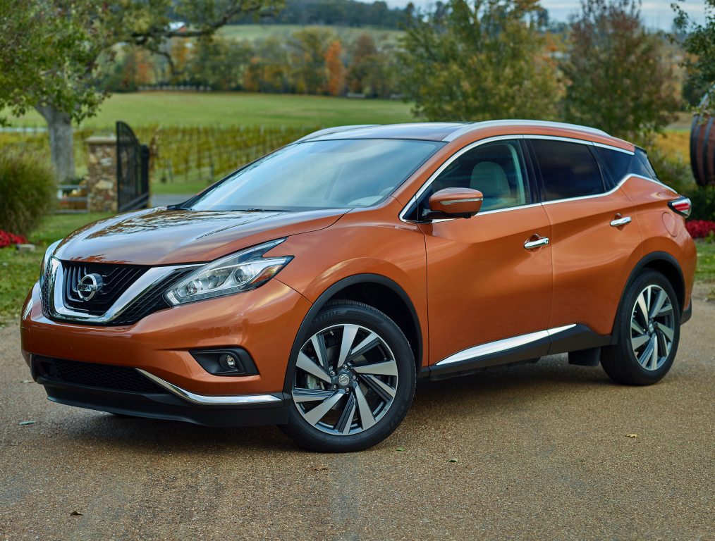 Nissan Los Angeles >> 2015 Nissan Murano Presented At The Los Angeles Auto Show Video
