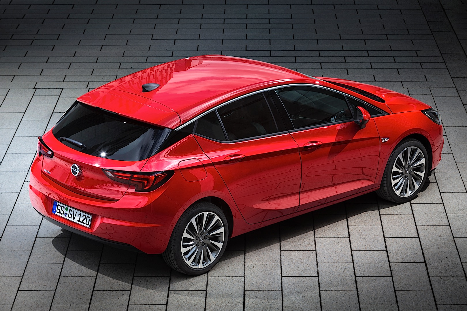 2015 opel astra k is here to stay autoevolution. Black Bedroom Furniture Sets. Home Design Ideas