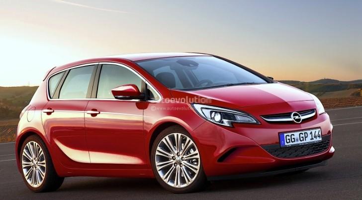 2015 Opel Corsa Rendering - autoevolution