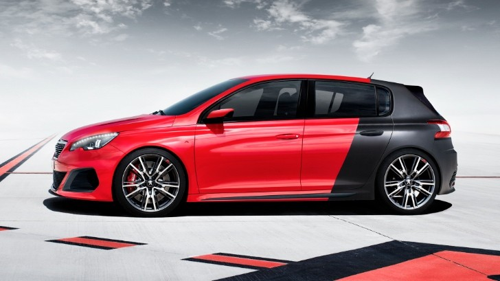 2015 peugeot 308 gti confirmed will have 250 or 270 hp autoevolution. Black Bedroom Furniture Sets. Home Design Ideas