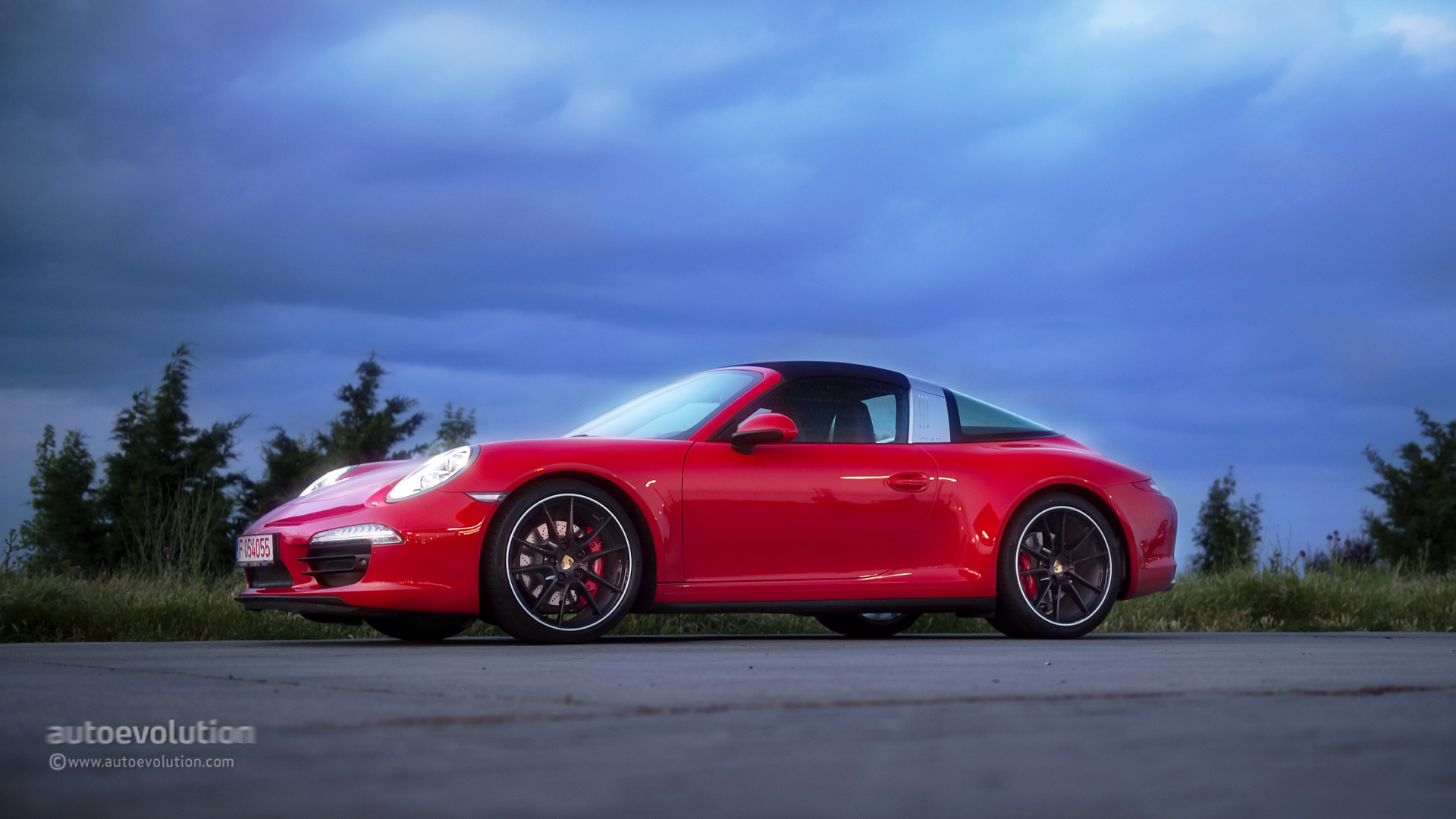 2015 porsche 911 targa hd wallpapers - autoevolution