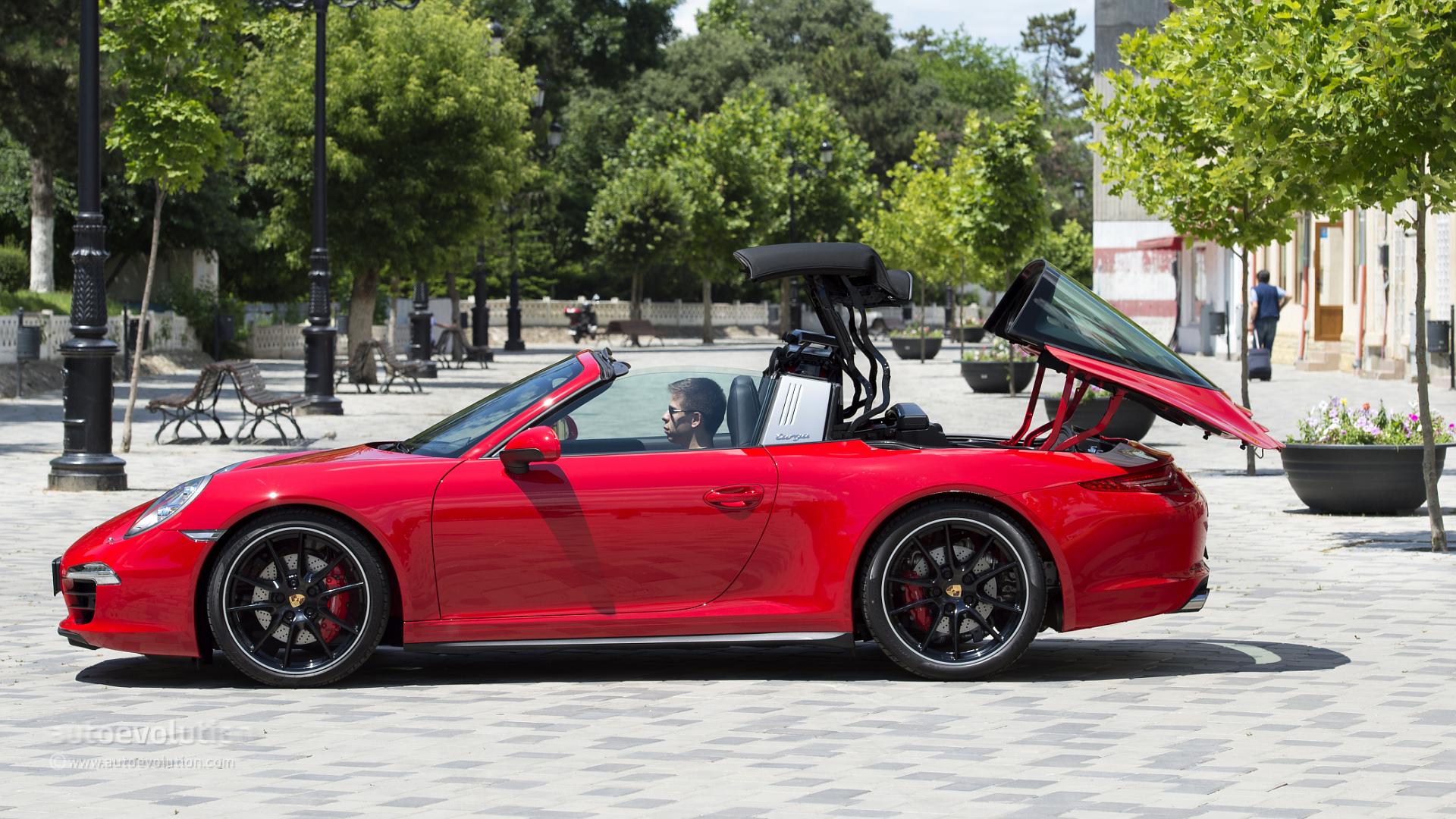 2015 porsche 911 targa hd wallpapers - autoevolution
