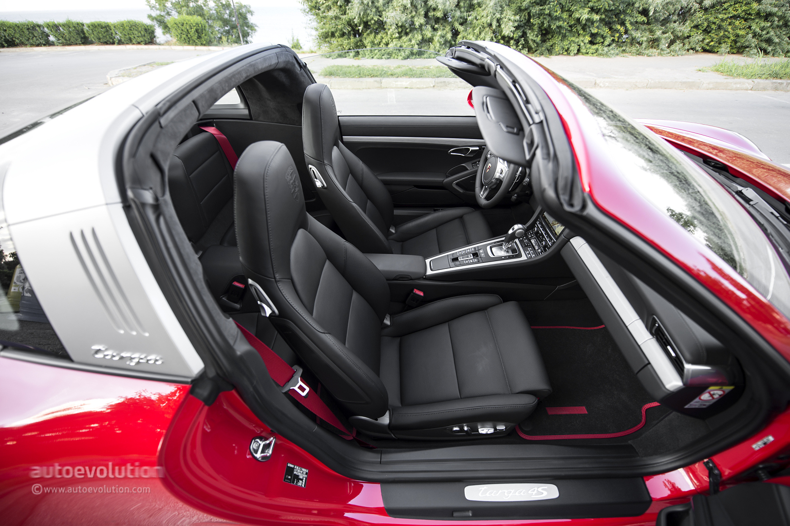 2015 porsche 911 targa hd wallpapers autoevolution. Black Bedroom Furniture Sets. Home Design Ideas