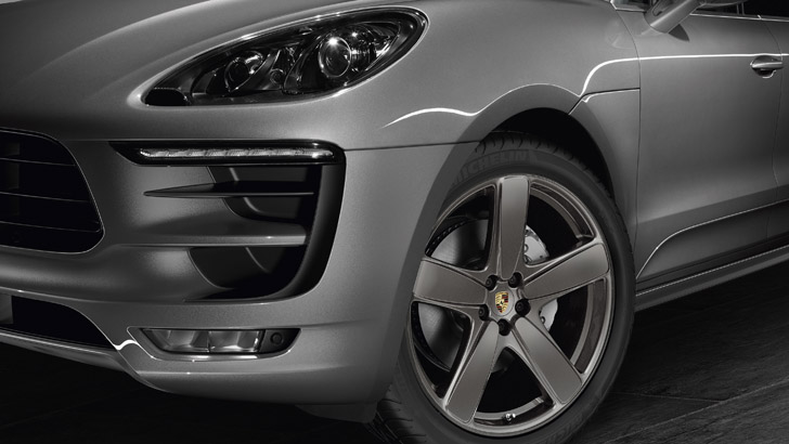 exclusive range most popular look for 2015 Porsche Macan Adds Stylish New Accessory Options ...