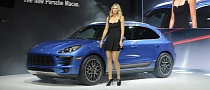 2015 Porsche Macan Bows in LA: Live Pictures [Photo Gallery]