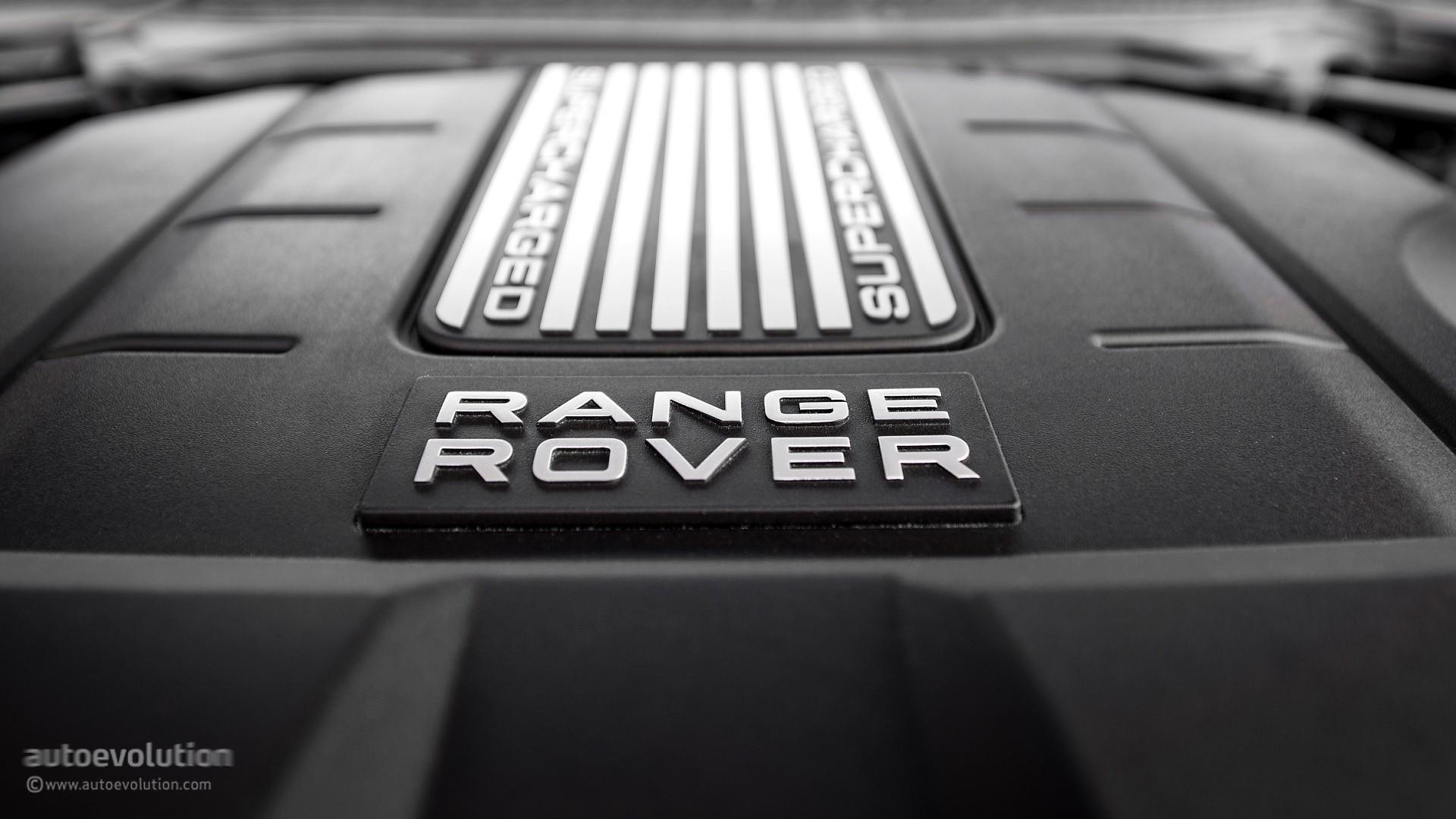 Download Logo Range Rover Hd: Range Rover Sport Supercharged In Dubai's Desert: HD