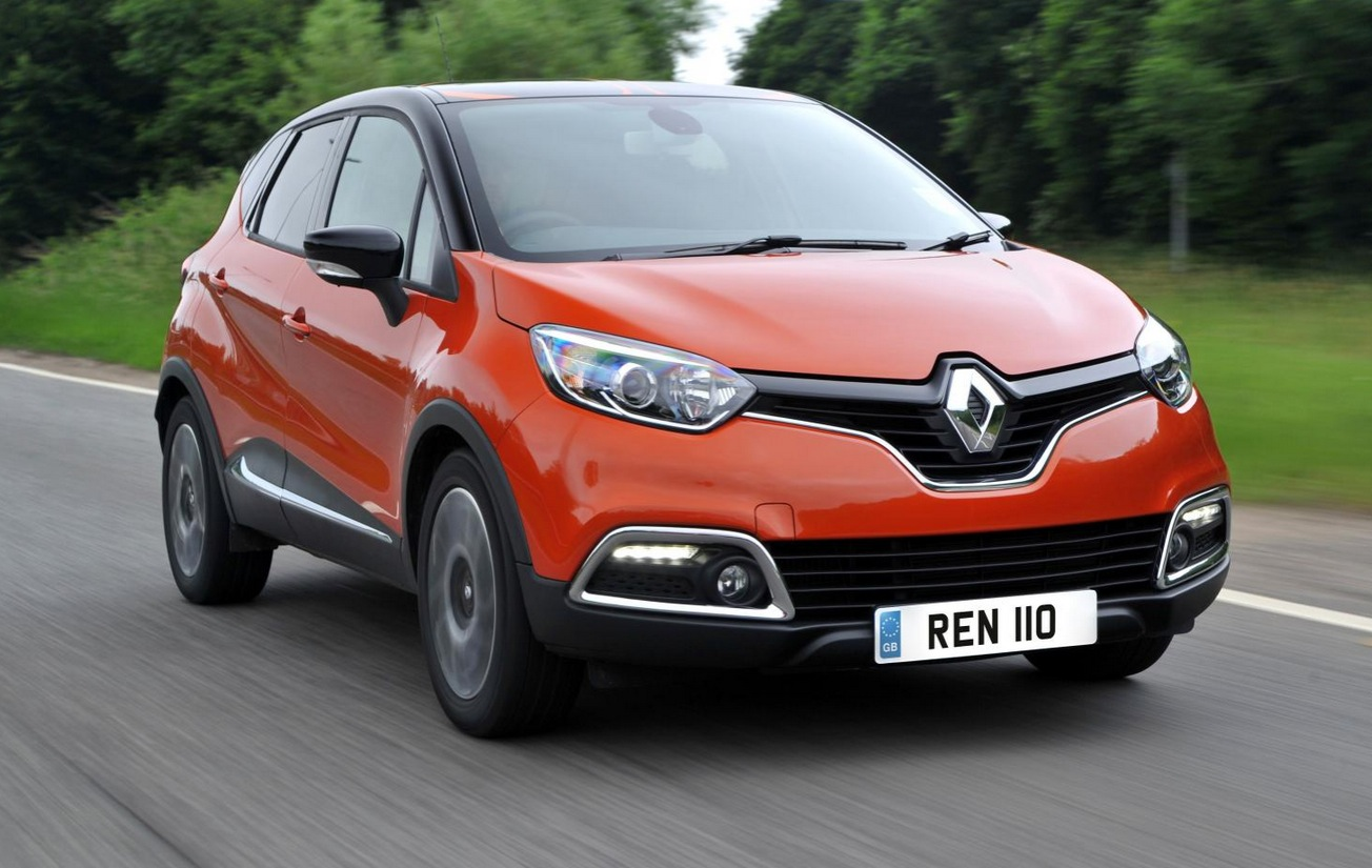 2015 renault captur gets more powerful 1 5 diesel in uk to compete with juke autoevolution. Black Bedroom Furniture Sets. Home Design Ideas