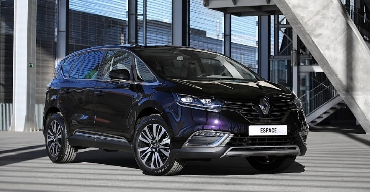 2015 renault espace looks stunning in dark amethyst. Black Bedroom Furniture Sets. Home Design Ideas