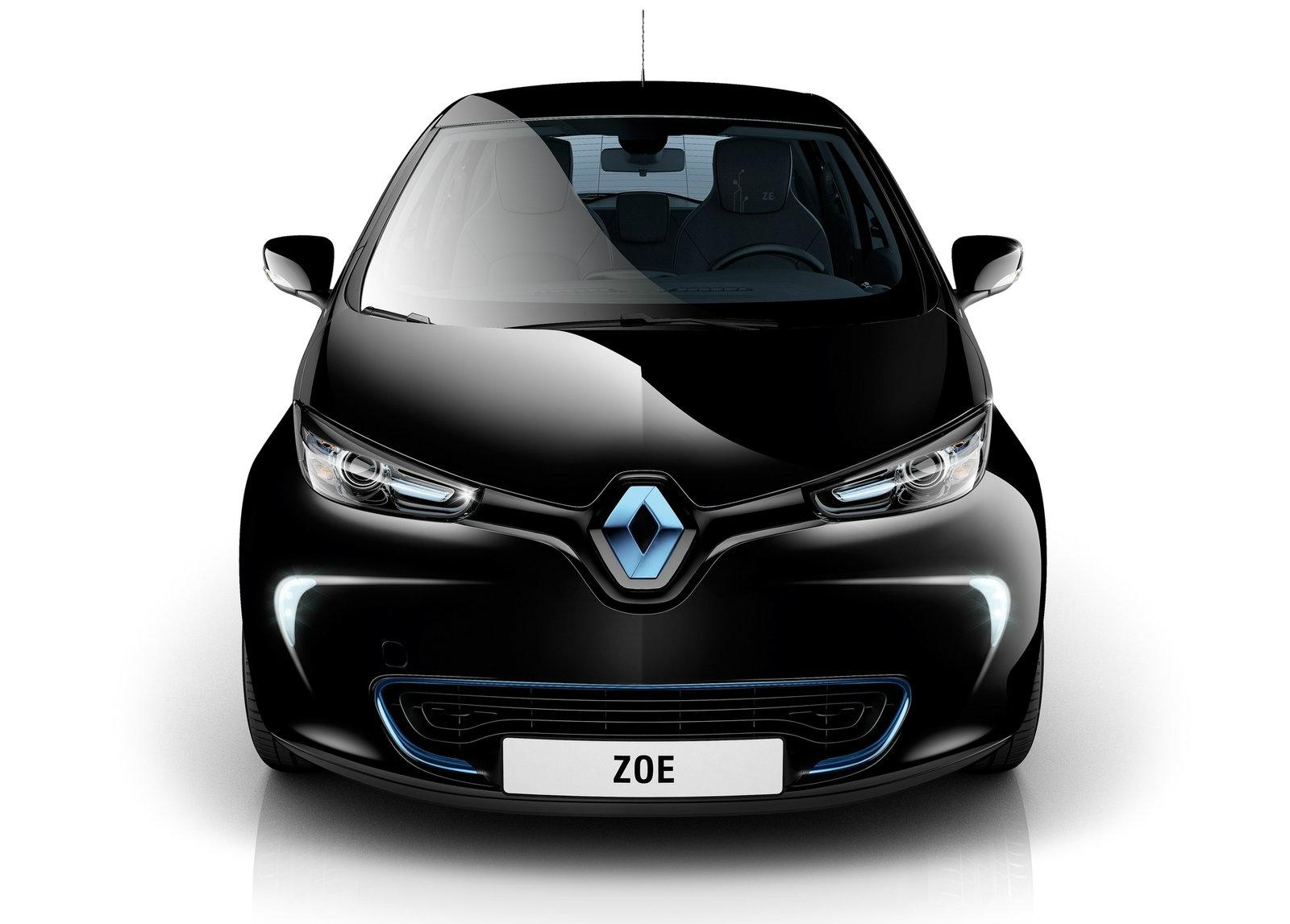 2015 renault zoe gets more range reduced charging time. Black Bedroom Furniture Sets. Home Design Ideas