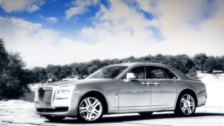 2015 Rolls Royce Ghost Series Ii Tested Autoevolution