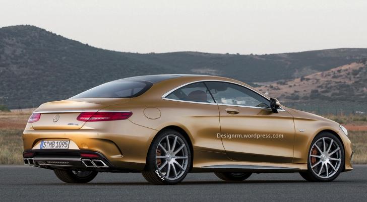 (C217): Projeção da S63 AMG 2015 2015-s-63-amg-coupe-c217-receives-plausible-rendering-78307-7