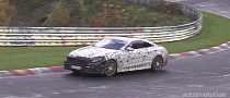 2015 S 63 AMG Coupe Torturing Tires on The Nordschleife [Video]