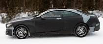 2015 S-Class Coupe C217 Caught Testing in Sweden [Photo Gallery]