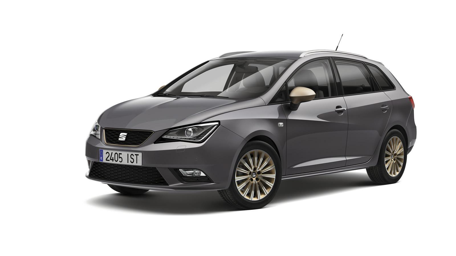 2015 SEAT Ibiza Facelift Gets Leon Interior Bits, Minor Cosmetic Tweaks