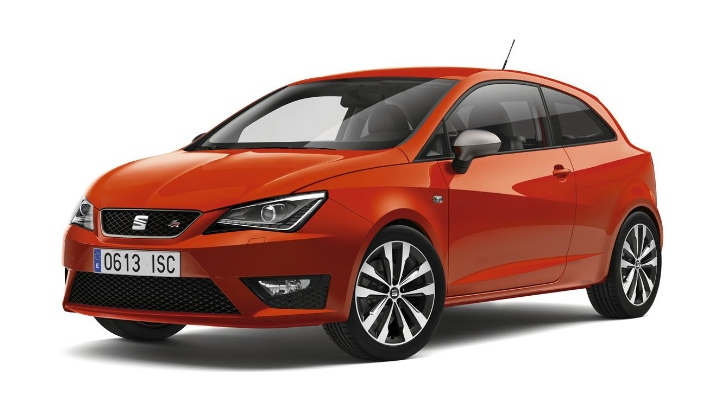 2015 seat ibiza facelift receives new 3-cylinder engines: 1.0 tsi