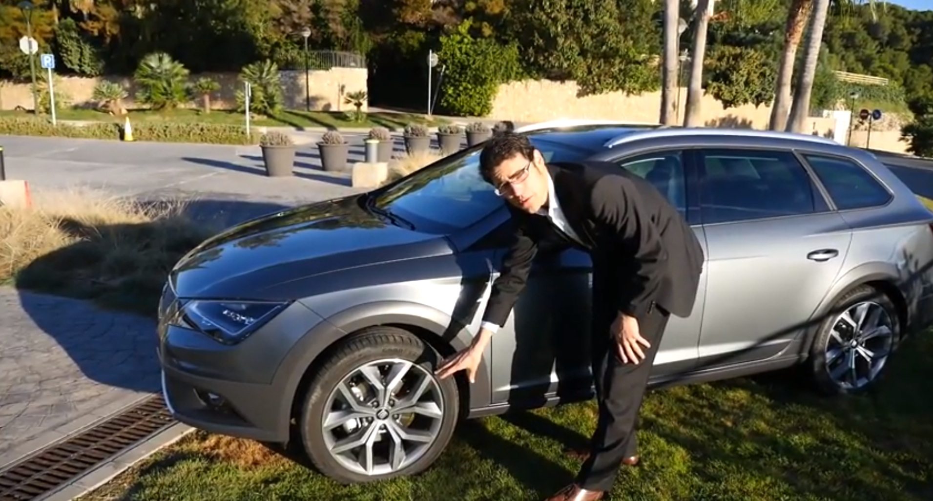 2015 seat leon x perience review says it 39 s good offroad. Black Bedroom Furniture Sets. Home Design Ideas