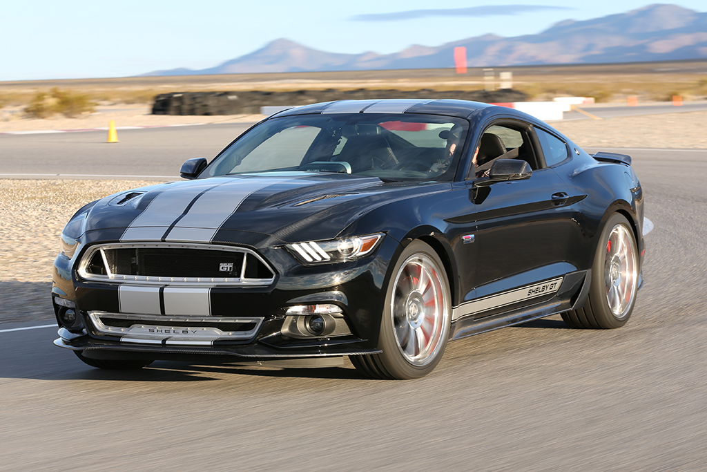 2015 Shelby GT Mustang Pricing Starts at $39,395 - Video, Photo