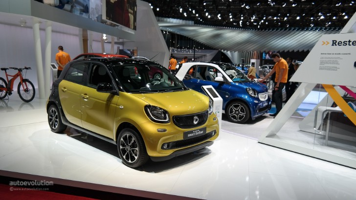2015 Smart Fortwo Change, Engine, And Picture
