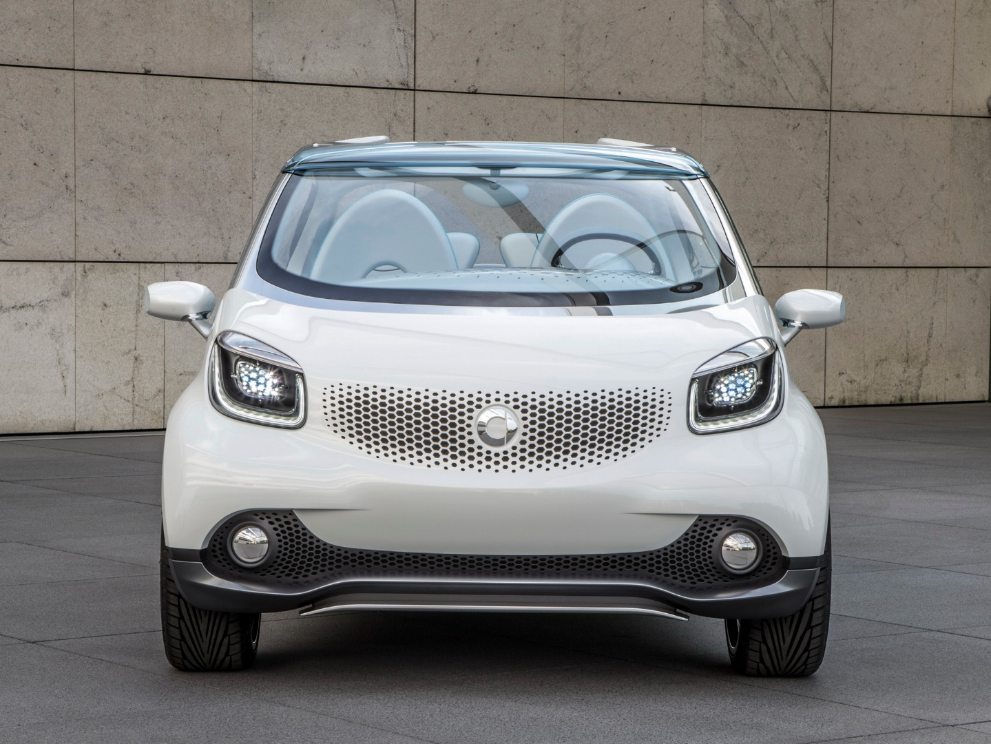 2015 smart fortwo And forfour Unveil Date Announced ...