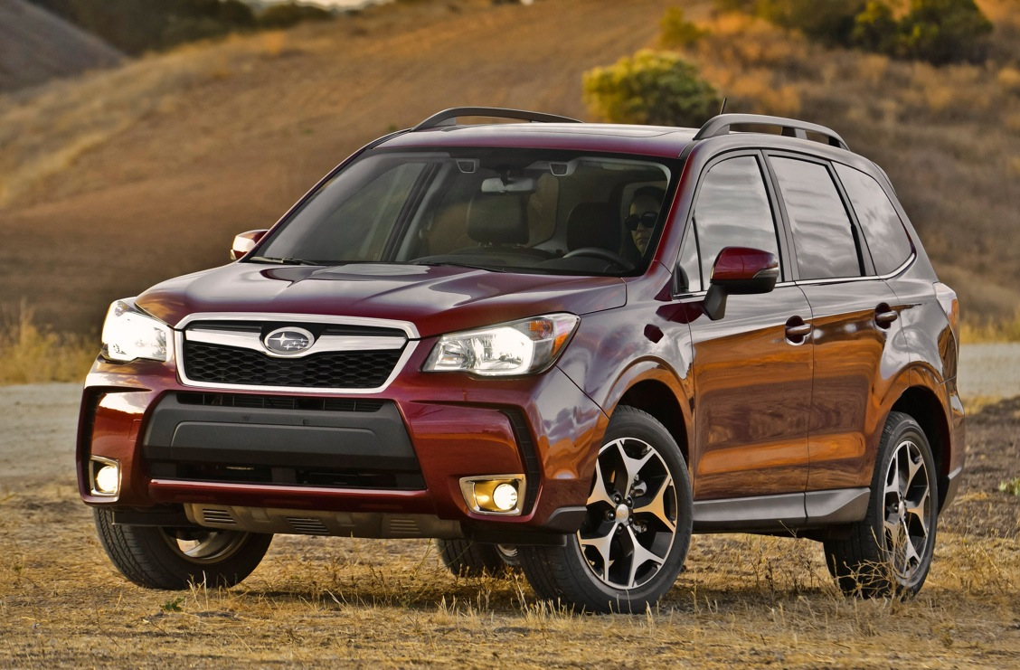 2015 subaru forester pricing announced gets standard reversing camera autoevolution. Black Bedroom Furniture Sets. Home Design Ideas