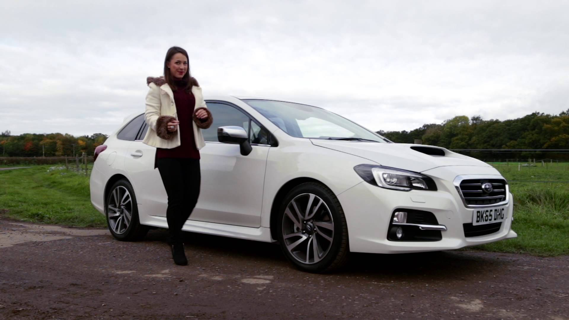 2015 Subaru Levorg First UK Review Reveals Disappointing