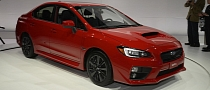 2015 Subaru WRX Means Production in LA [Live Photos]
