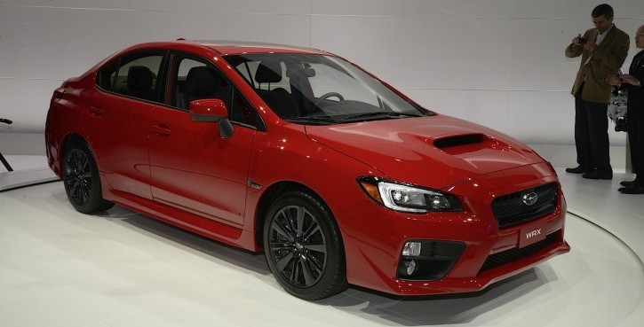 2015 subaru wrx means production in la live photos. Black Bedroom Furniture Sets. Home Design Ideas