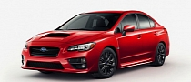 2015 Subaru WRX Photo Leaked