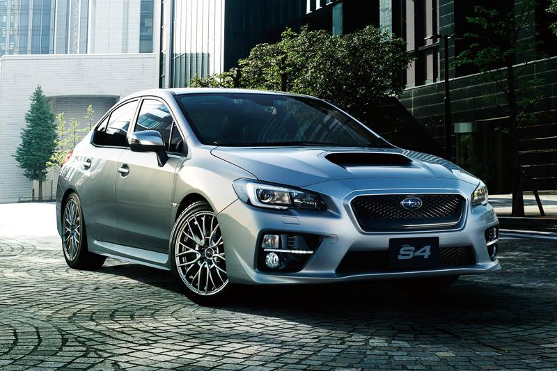 2015 Subaru WRX S4 and WRX STI Get Improved In Japan - autoevolution