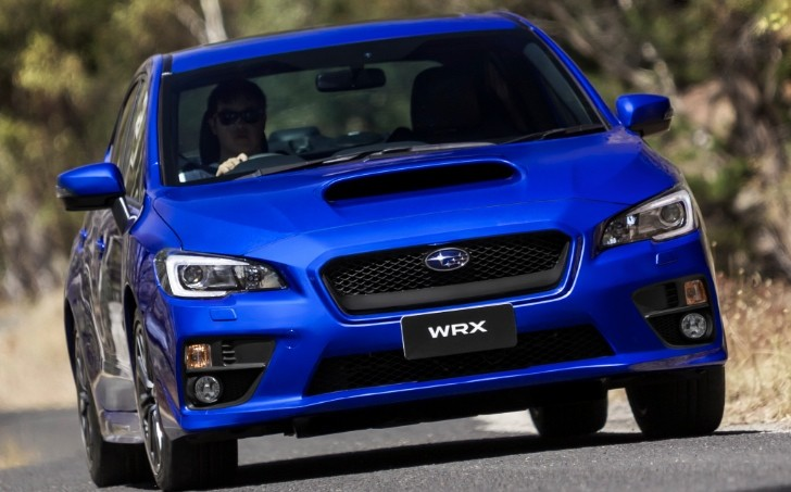 2015 Subaru WRX Sells Almost as Well as the Forester – Australia