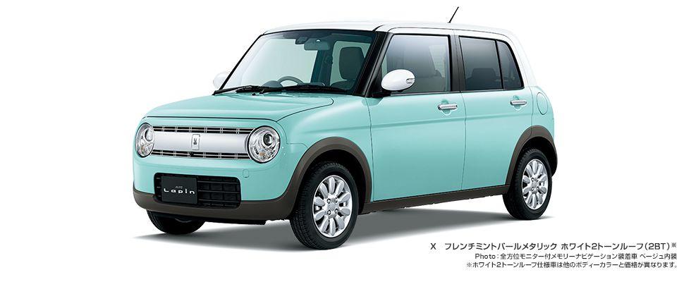 Suzuki Lapin Usa