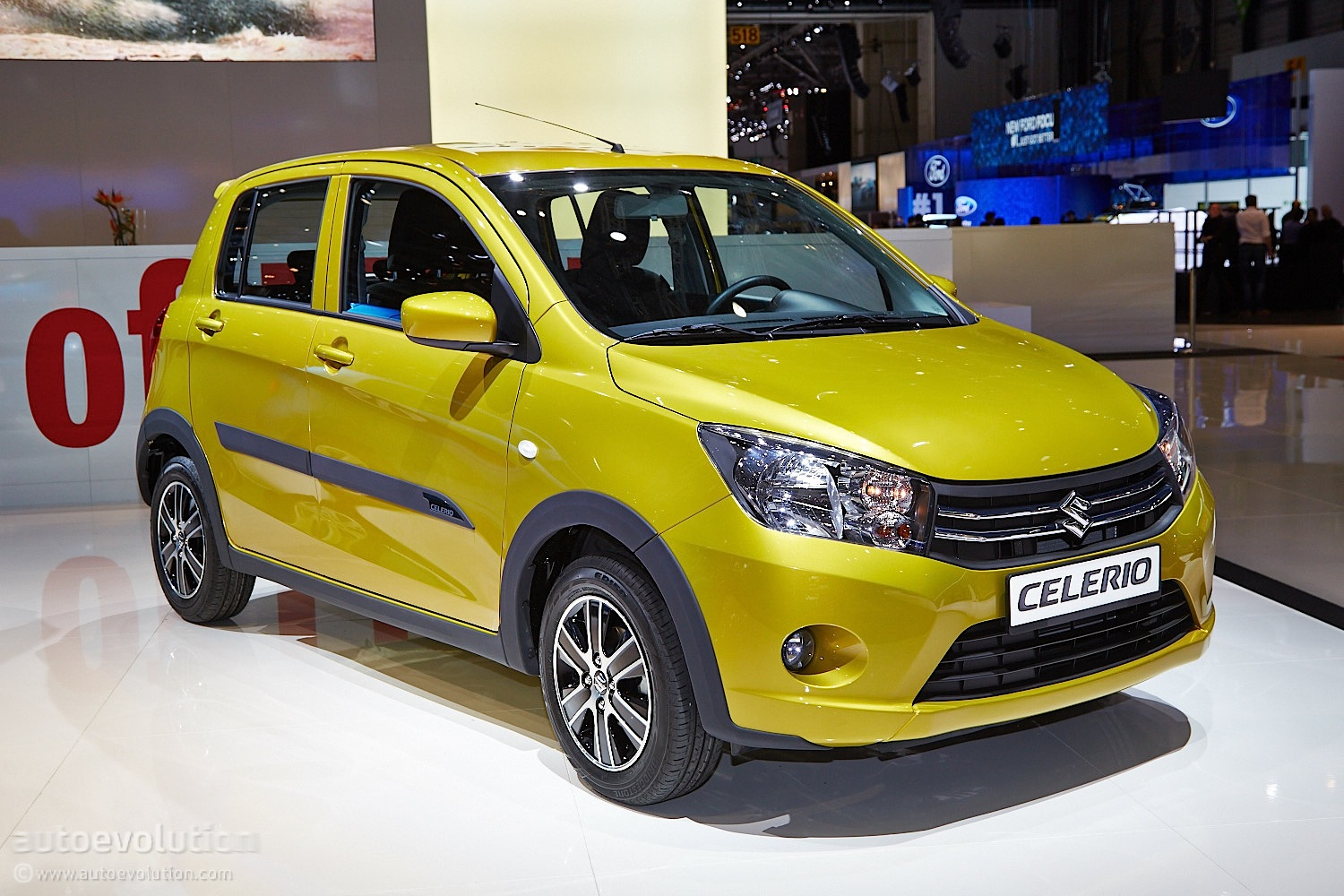 2015 suzuki celerio priced at 7 999 in the uk autoevolution. Black Bedroom Furniture Sets. Home Design Ideas