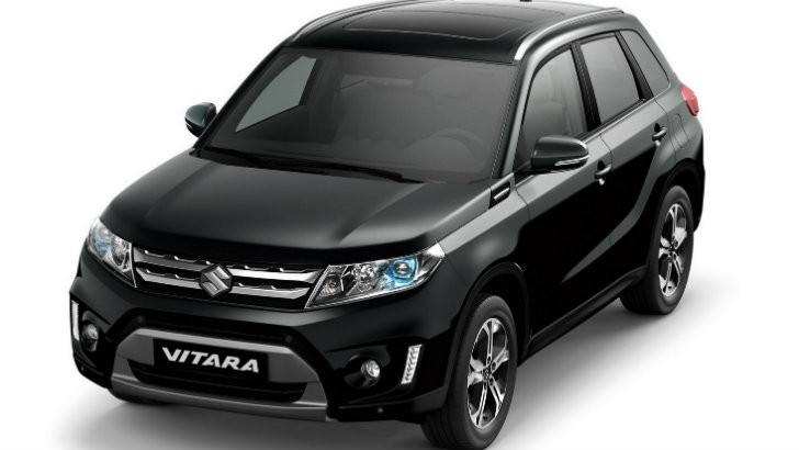 Suzuki vitara diesel 2015