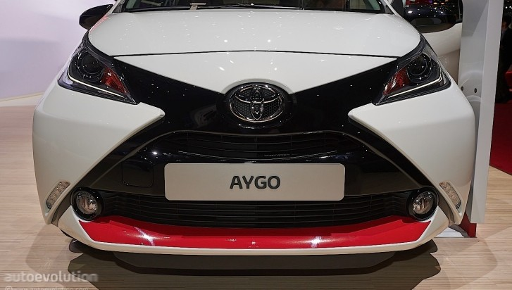2015 Toyota Aygo Coming With Updated Engine and Transmission