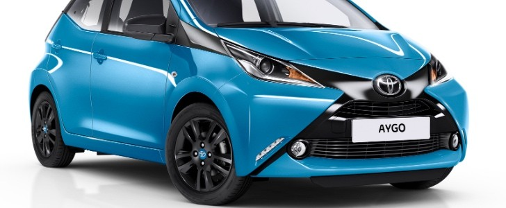2015 toyota aygo granted new x cite version and safety pack autoevolution. Black Bedroom Furniture Sets. Home Design Ideas