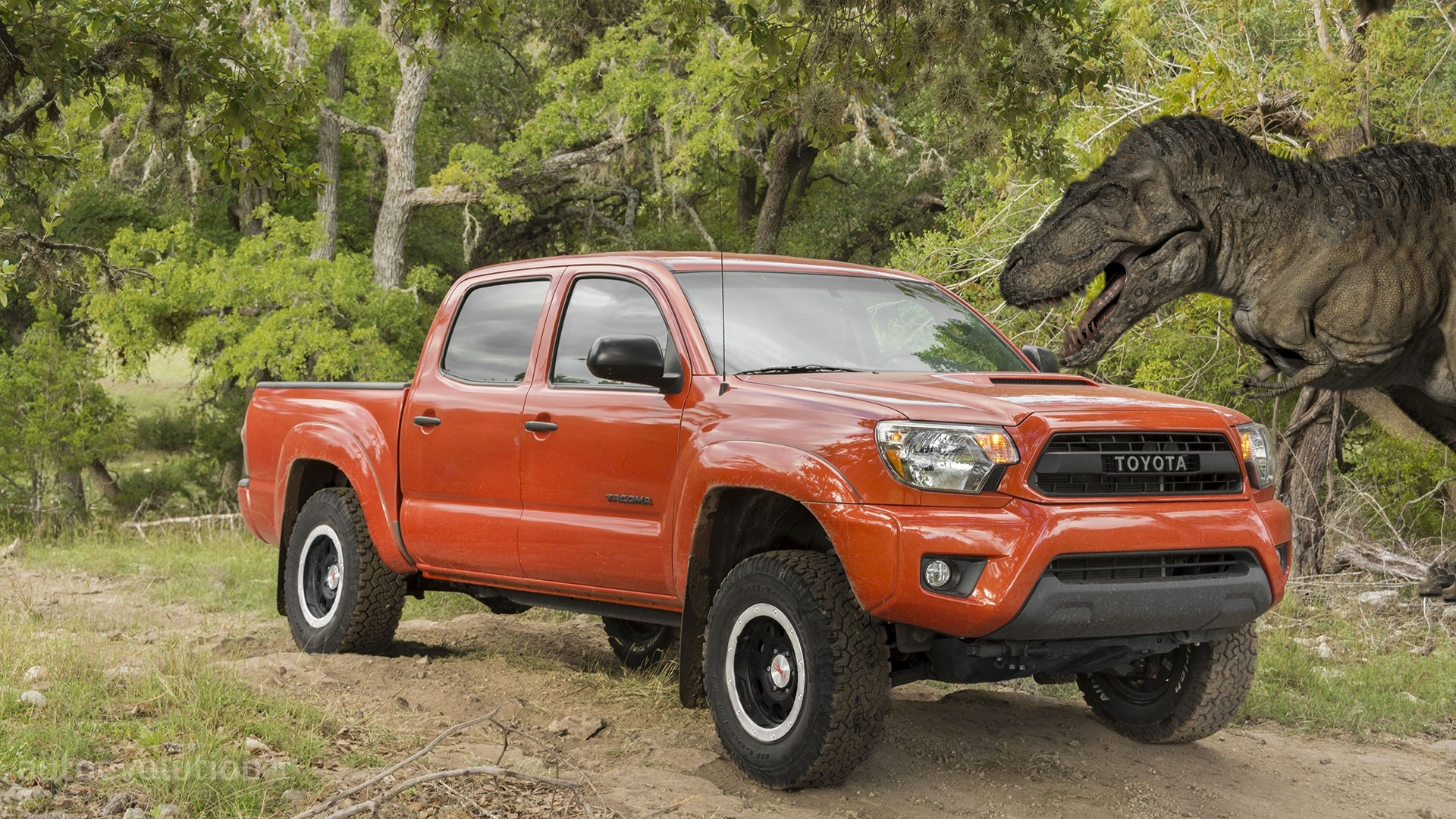 2015 Toyota Tacoma Trd Pro Hd Wallpapers Conquering