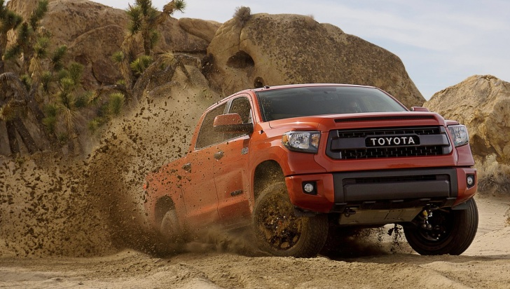 2015 Toyota Tundra Goes All V8 In Yo Face Ozone Layer