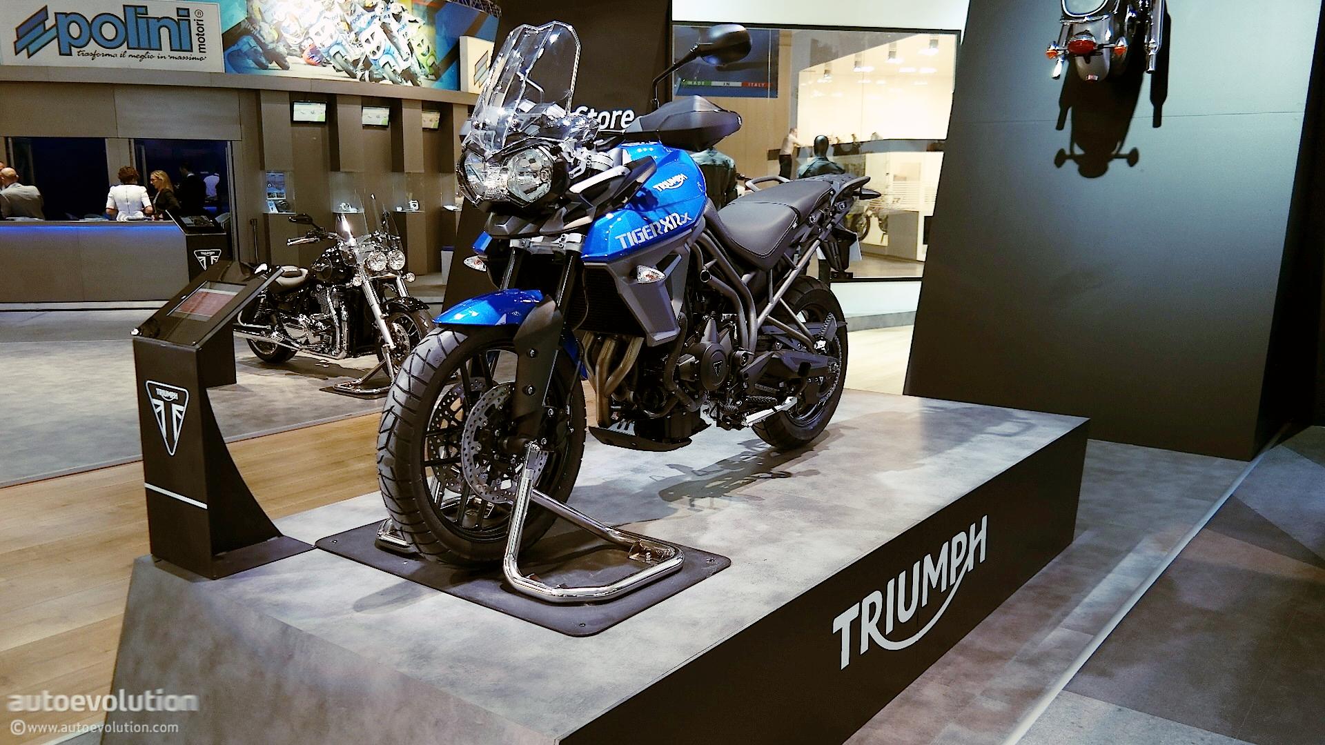 Triumph tiger 800 finance deals