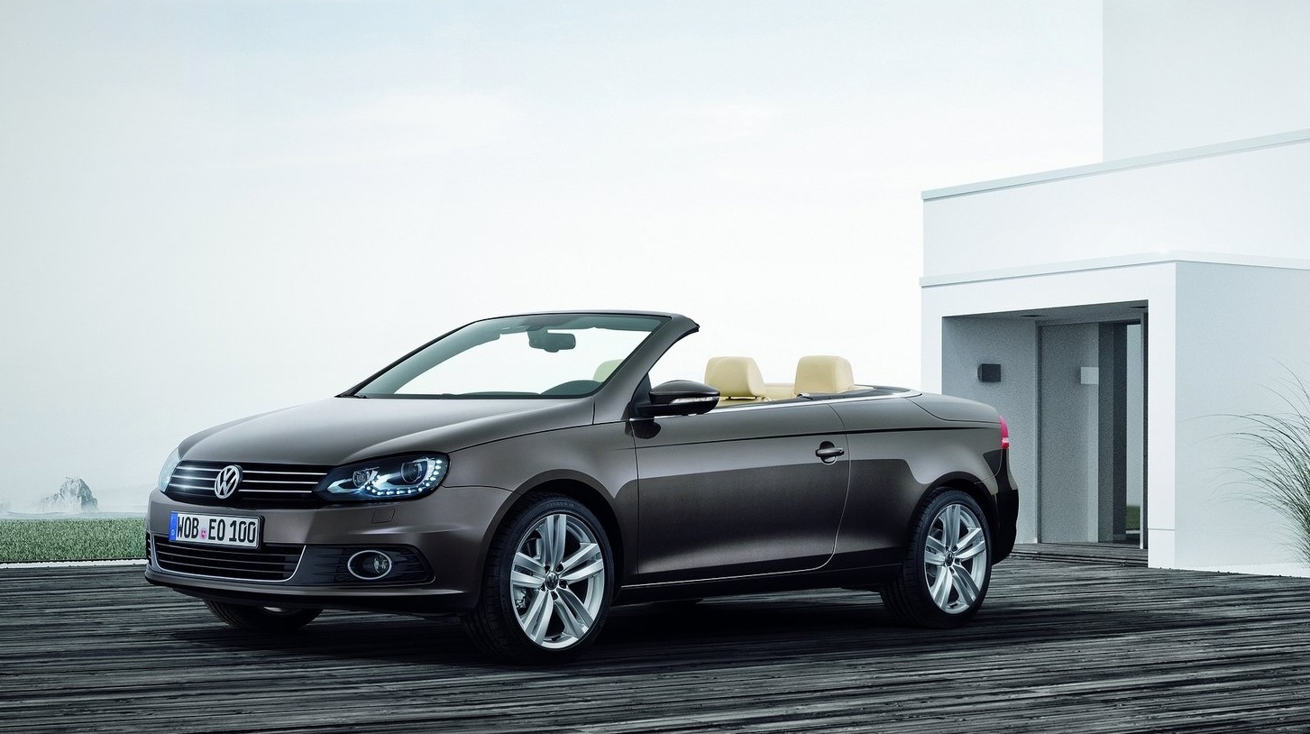 2015 volkswagen eos final edition announced confirming model discontinuation autoevolution. Black Bedroom Furniture Sets. Home Design Ideas