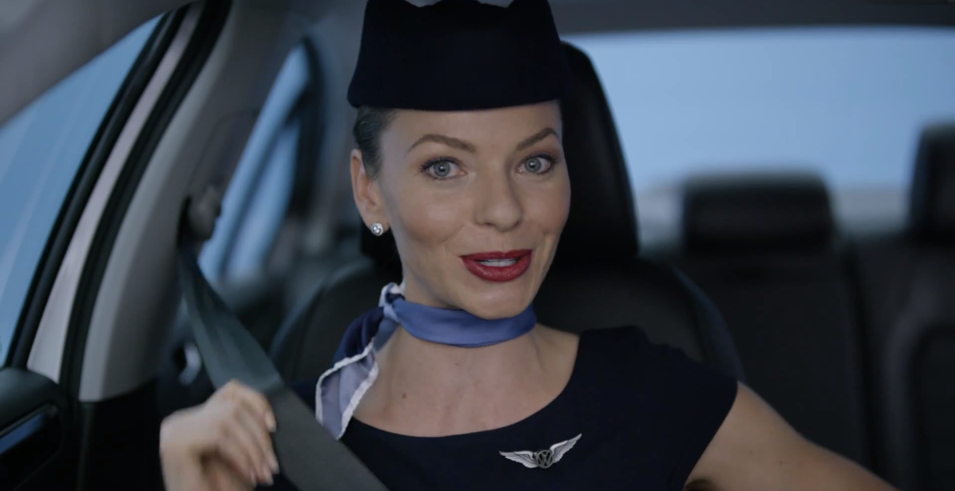 2015 Volkswagen Jetta Commercial Has a Stewardess and It's Sexy - autoevolution