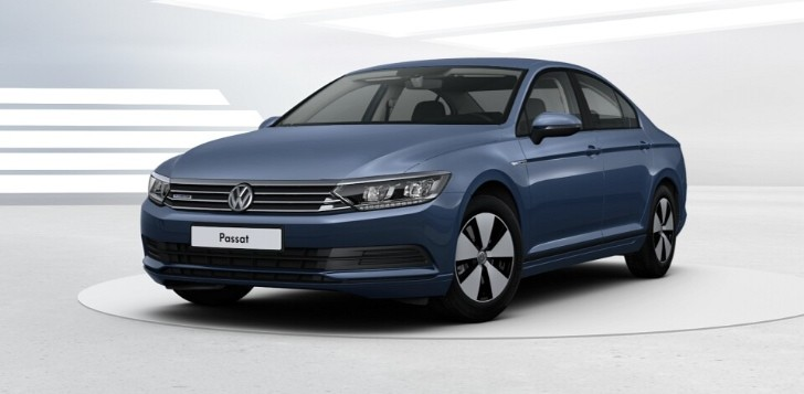 2015 volkswagen passat 1 6 tdi bluemotion launched in