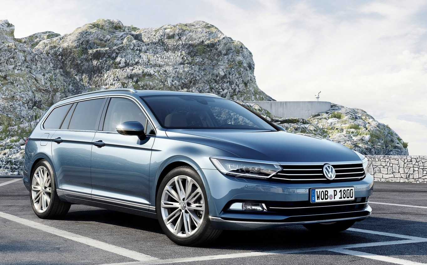 2015 volkswagen passat gets new petrol engines in germany. Black Bedroom Furniture Sets. Home Design Ideas